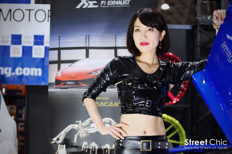 2017年東京オートサロンのコンパニオン12
