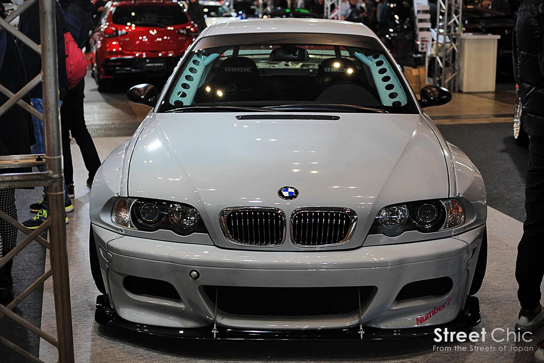 BMWのチューニングカー