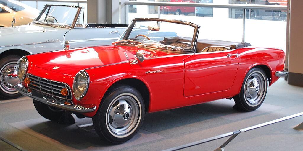 ホンダ・S500