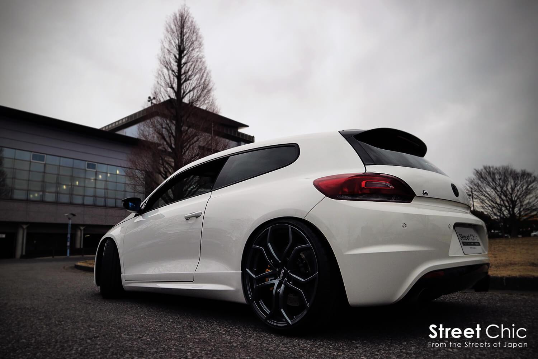 VWシロッコR