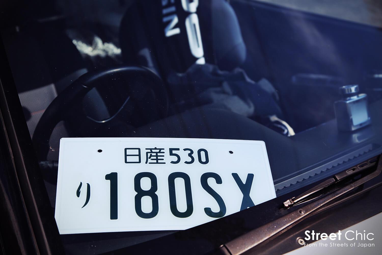 180sx 女性ドライバー