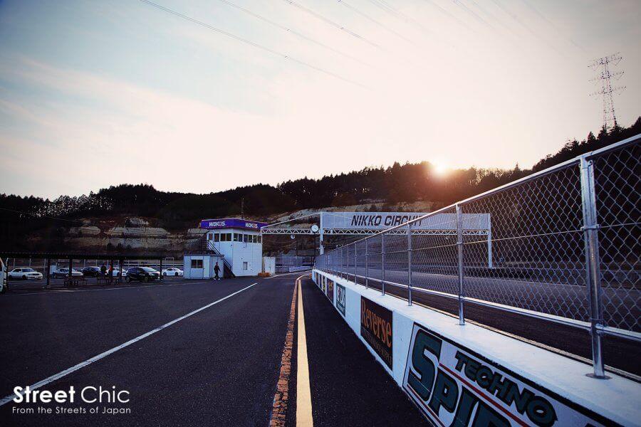 ドリフトも盛んな栃木県宇都宮市「日光サーキット」