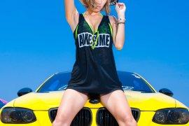 ドレスアップカーショー「On fleek meet」が鈴鹿ツインサーキットにて開催