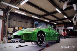 板金塗装からドリフト車両製作までAuto Garage HKY@神奈川県相模原