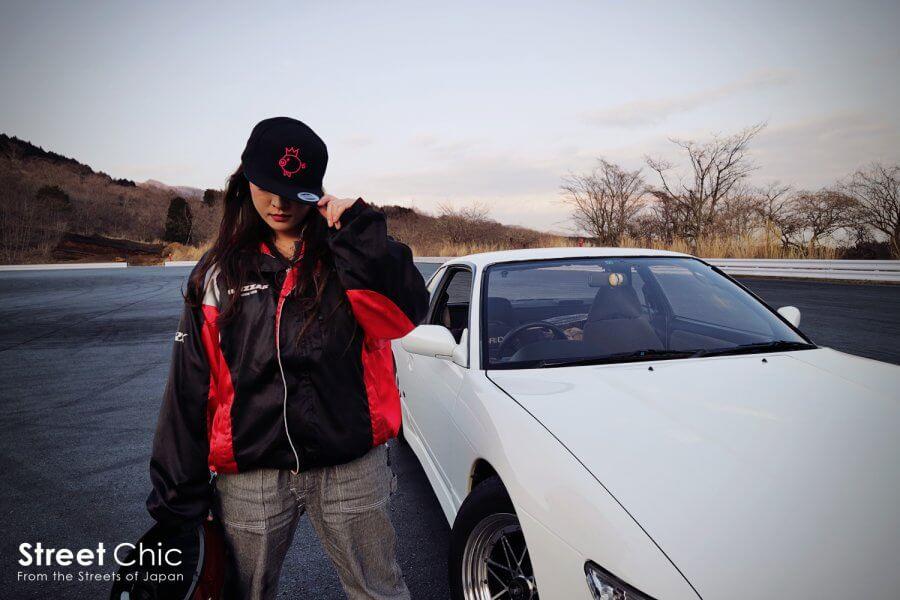 シルビアが大好きで2台も所有している女性ドライバーAさん