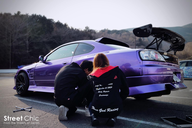 Auto Garage HKY走行会