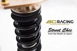 BC RACING×StreetChicモニター企画-2ウェイ車高調ハイスペックモデルHRが無料