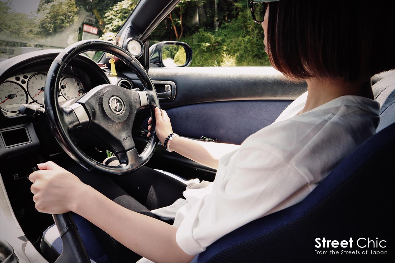 女性ドライバーSさんのs15シルビア