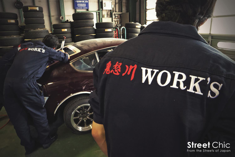 鬼怒川WORK'S