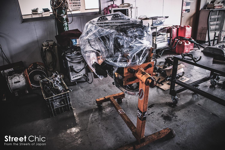 garagemak