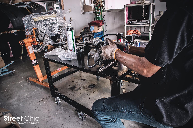garagemak シルビア