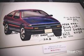 すべてのAE86ファンに贈る!!AE86の開発ヒストリー、元関東自動車のデザイナーが、当時の出来事や秘話を話してくれた