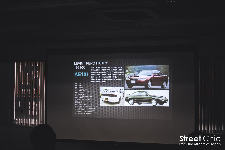 AE86、レビン、トレノ、開発ヒストリー