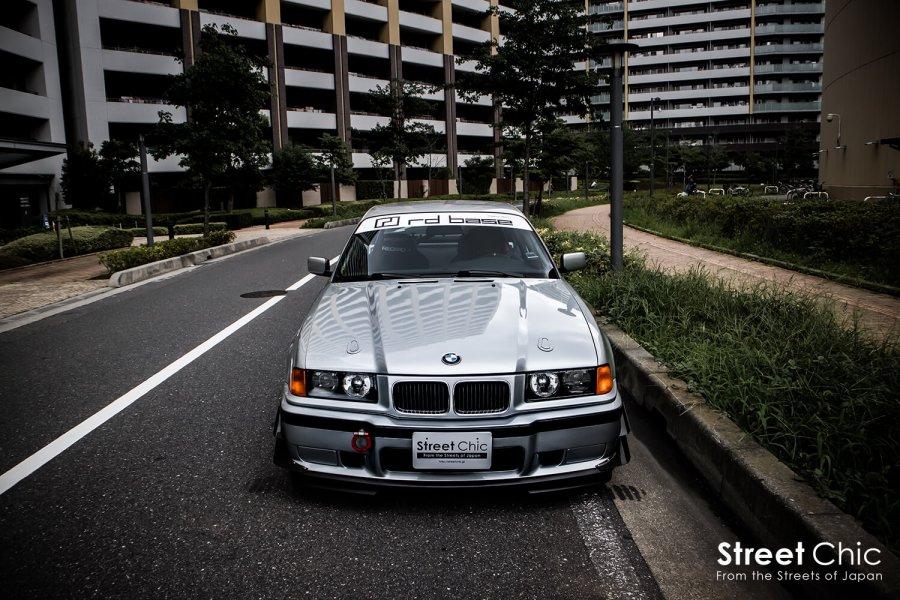 35万円で買ったBMW、E36はとんでもないベース車だった!!走行3万キロ、FR、高剛性、等長エキマニ、ゲトラグ、フロントミッドシップ。今ではとんでもないコーナリングマシンに!!