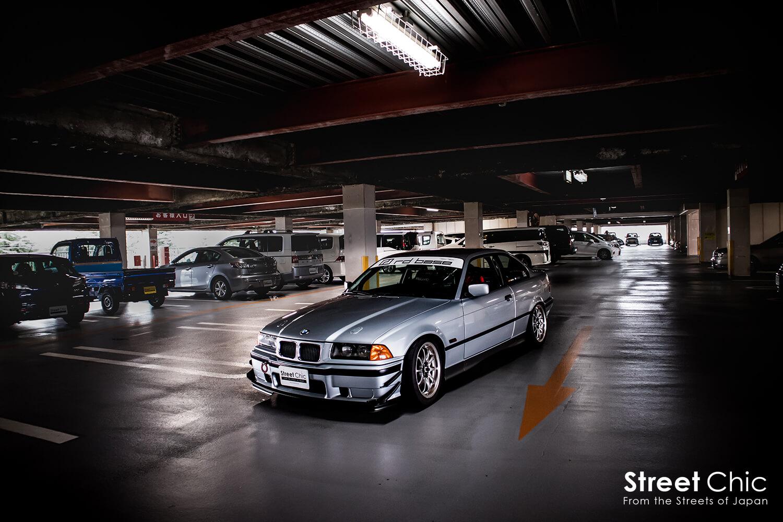 E36、318isは走りのベース車両!?