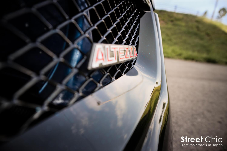 SXE10アルテッツァを純正流用の良質なドリフト車に仕上げる