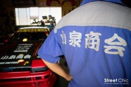 著名人の車両も手掛ける小泉商会!!小泉コータローが語る、AE86の魅力からマニアな話まで!!新しいドリフト車の詳細など、AE乗りは必見!!