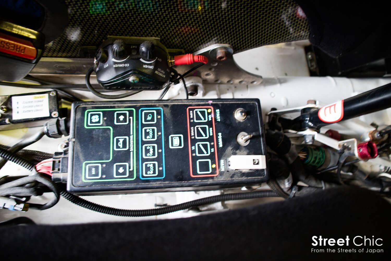 シトロエンのDS3R3、茨城県フェイスクラフト