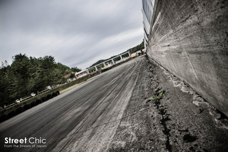 ドリドレ主催、ミネケルのマシン、S13シルビア