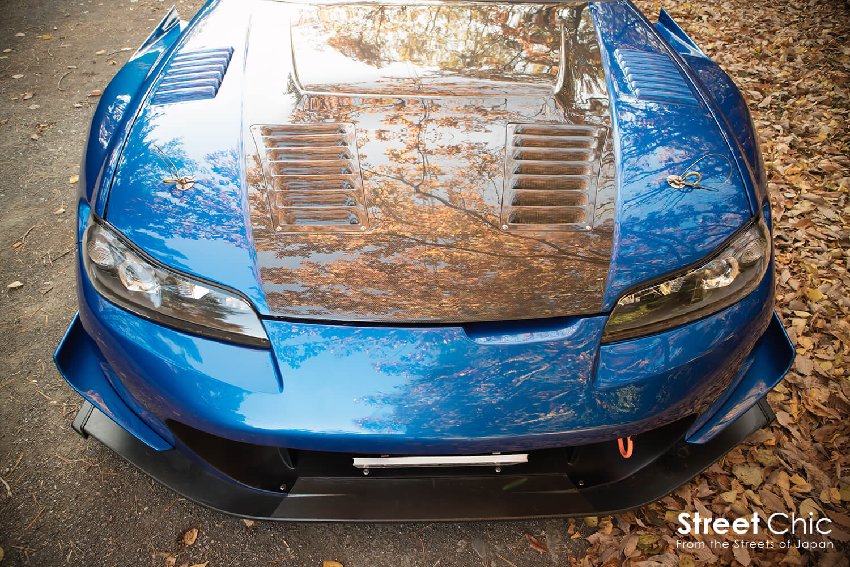 シルビアGTカー、2.2L、シーケンシャル、レースパック