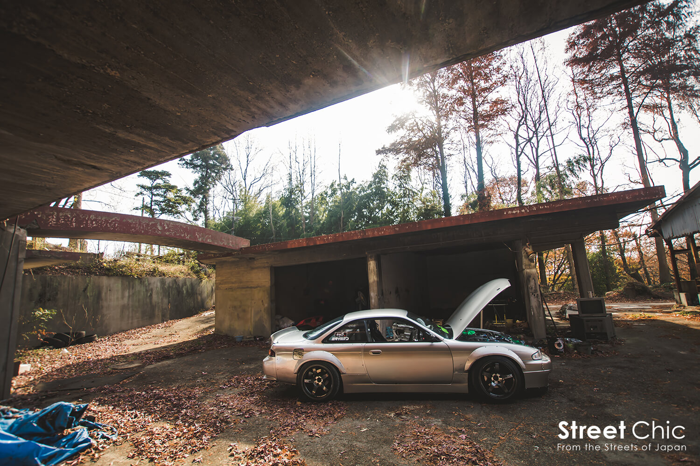 S14シルビア前期、ドリフトを続けるなら聞いてほしい言葉。お金をかけない節約カスタム
