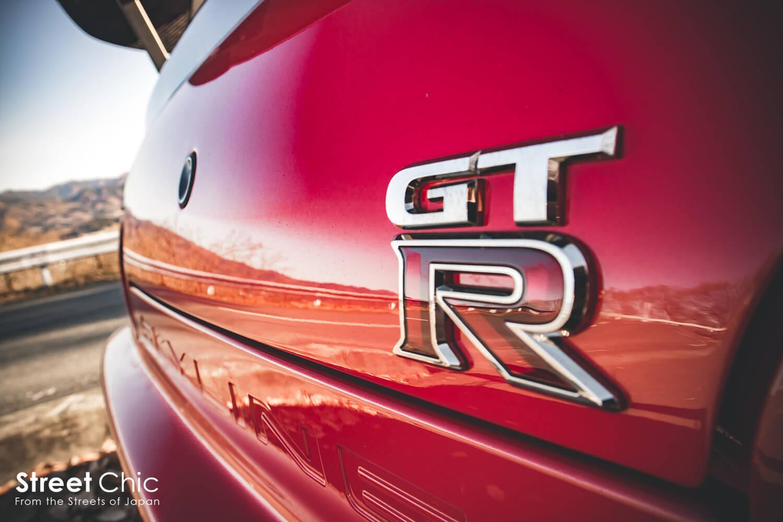 ドンガラから造った32GTR、極上車