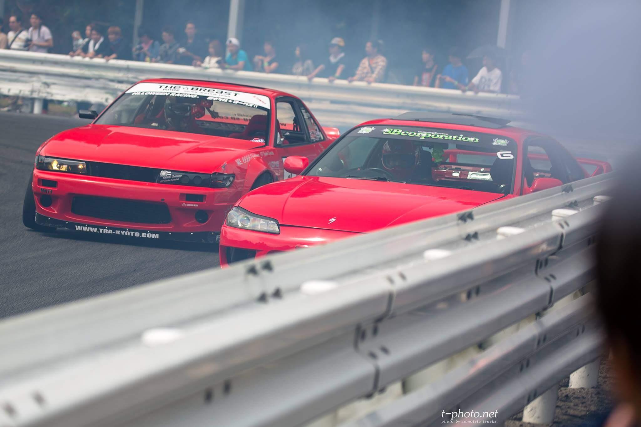 The Drift Scene in Japan