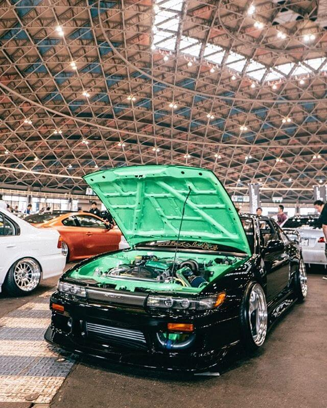 Wekfest 2018のご案内、名古屋ポートメッセ、会場、駐車場他
