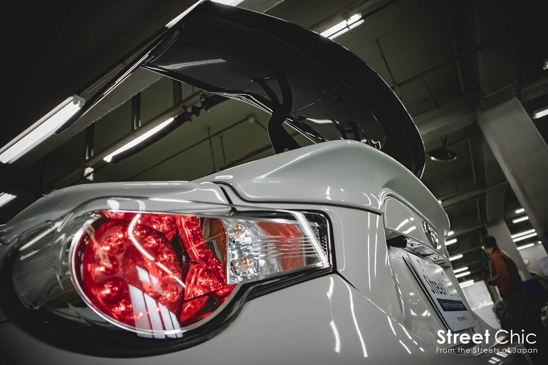 ハチロク、TRD14R-60の全貌をディーラーのネッツ東埼玉ブルーエリアに聞く!!