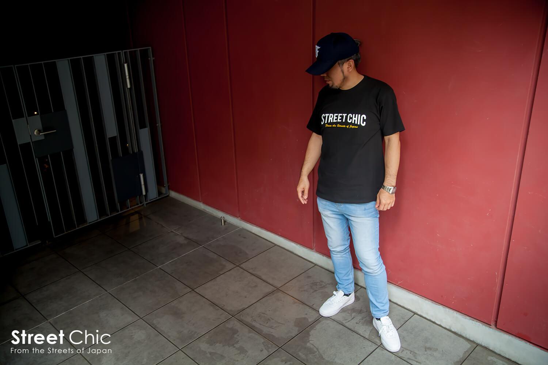 ストリートシックのTシャツ