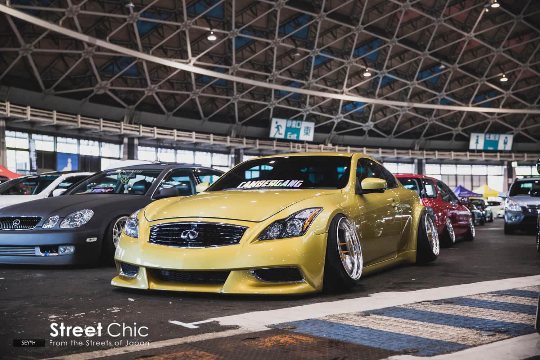 Wekfest Japan 2018のレポート、JDM、USDM、EUROからホットロッドまで