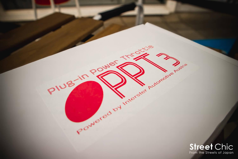 PPT3スロコンでお手軽チューニング!!電スロ搭載車必見!!