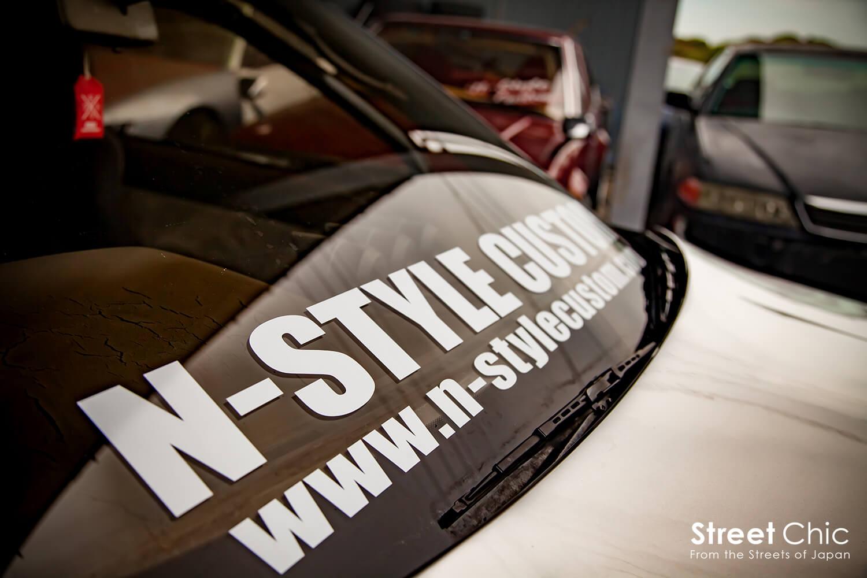 N-STYLEの汎用フェンダー、ドリフト、80スープラ、20ソアラなどご紹介