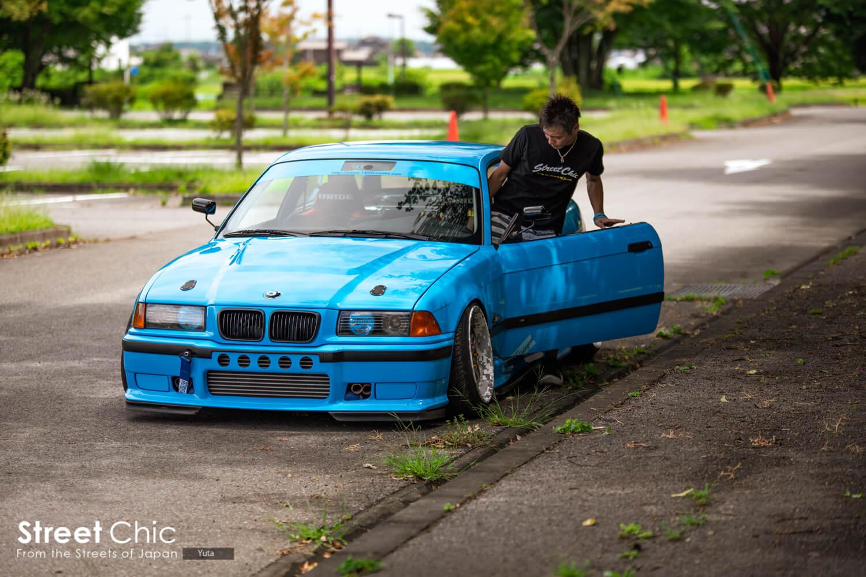 ターボ化されたE36!!BMW318isに国産タービンを載せてドリフト!!
