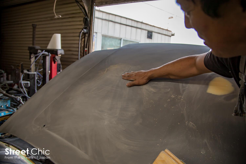 アーチ上げ加工、フェンダーアーチの切り上げとオーバーフェンダー取付けのコツ