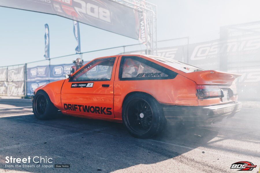 イギリスのドリフトシーンにおいて最高峰のBDC!!Rockingham Motor Speedwayで行われたBritish Drift Championship 2018予選前のレポート