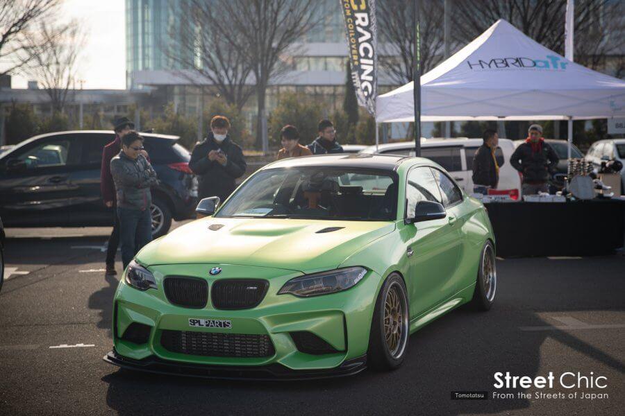 BMW Familie! 2019のレポート@お台場