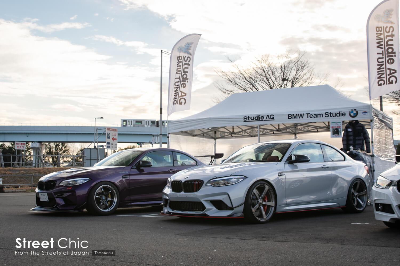 BMW Familie!@お台場