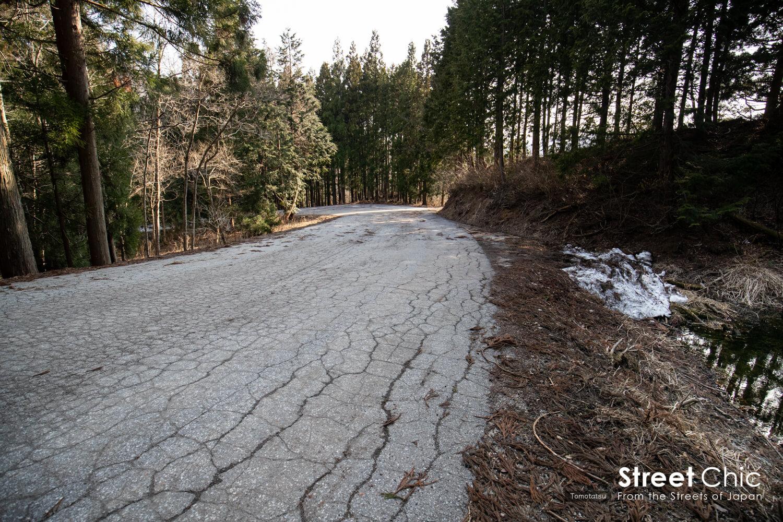 ドリドレ走2019、駐車場、奥伊吹峠コース、地図他