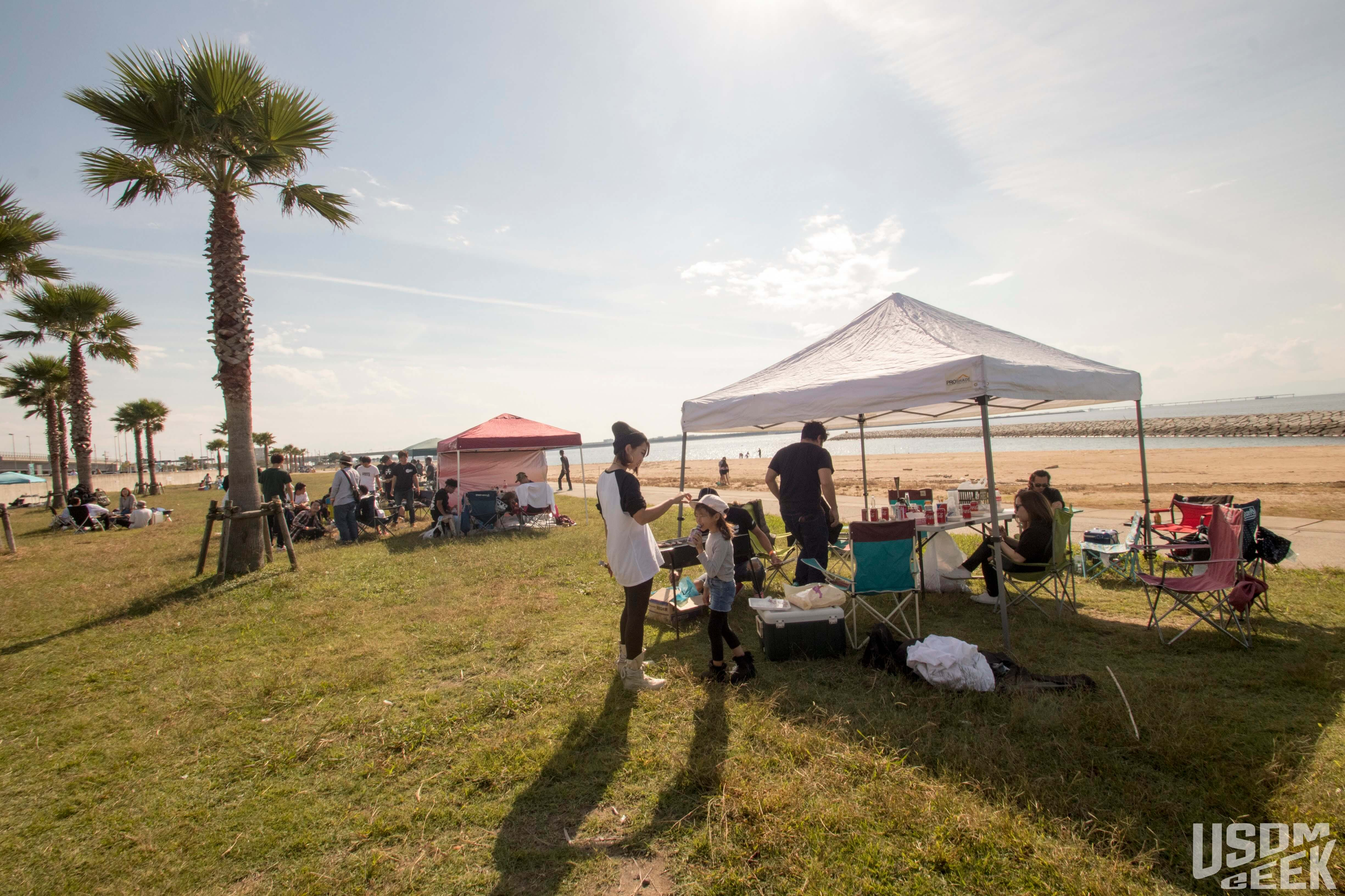 USDM GEEK Vol.3 2019/10/20(Sun)りんくうビーチで開催