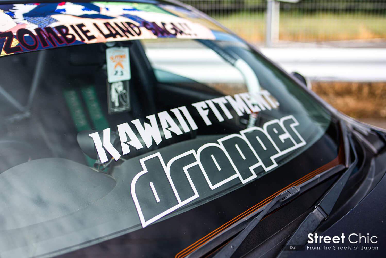 グリッチーズミーティング2019、関東のカスタムカーが揃う!