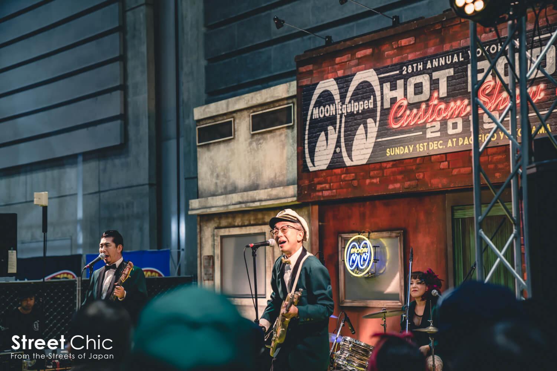 Hot Rod Custom Show 2019 Yokohama パシフィコ横浜 ホットロッドなクルマ、バイクが熱い!