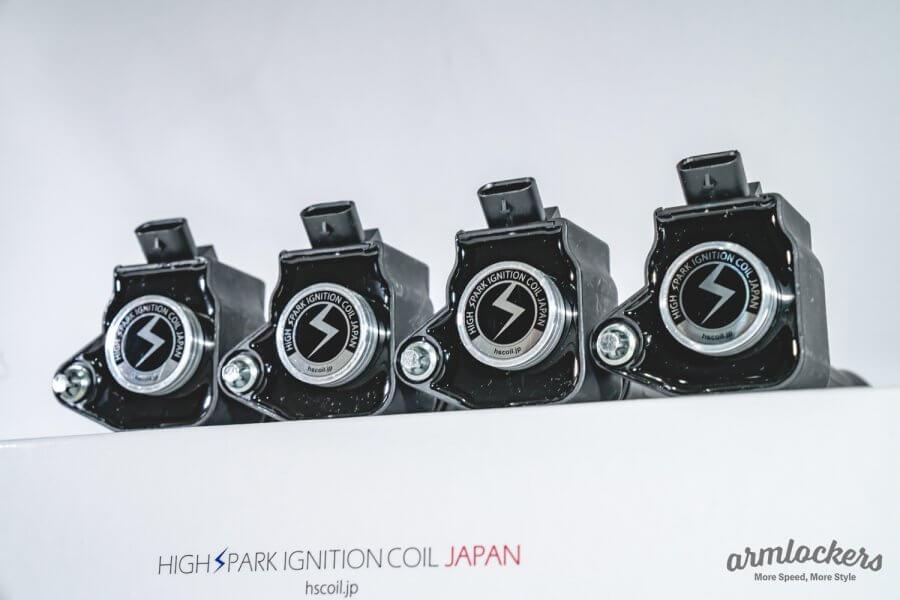 ハイスパークイグニッションコイルのA90スープラ、BMW用!!スープラは全グレード、BMWはほとんどの車種がアームロッカーズに登場!!