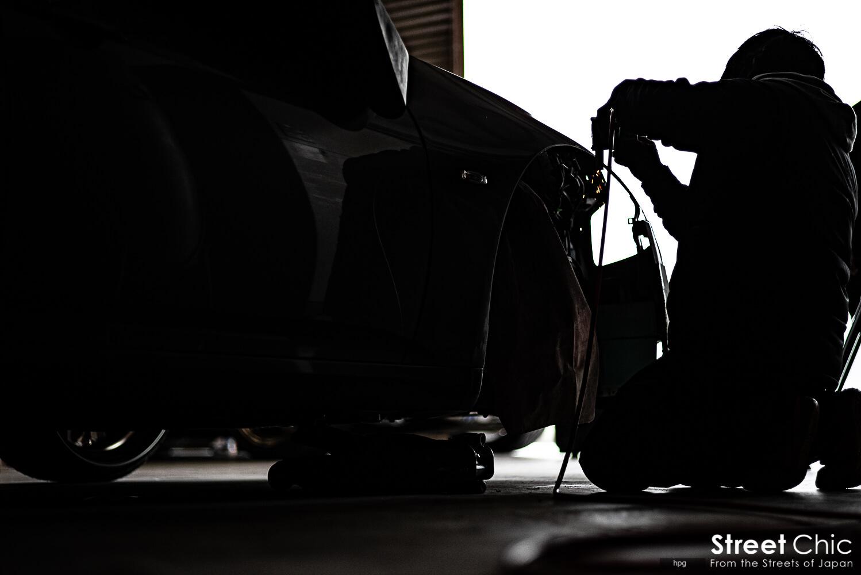 カスタムカービルダーの役割とは?V36スカイラインの制作を通じて聞くカスタムカー制作のノウハウ