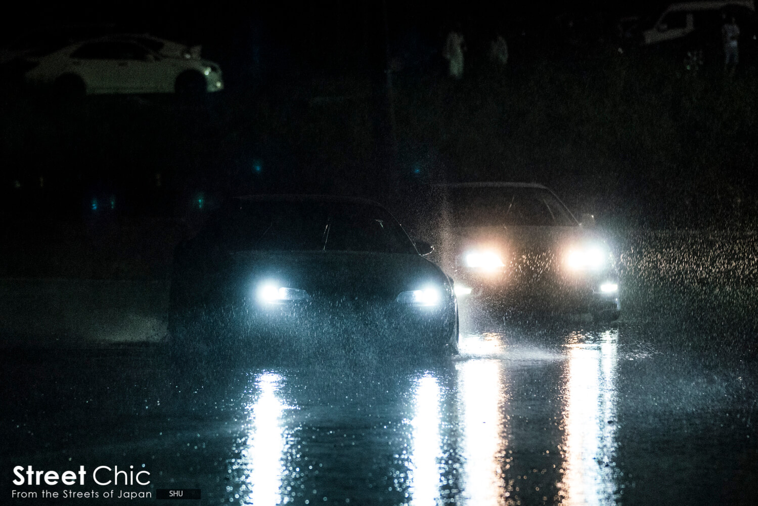 土砂降りのドリフト!ドリドレナイト2021